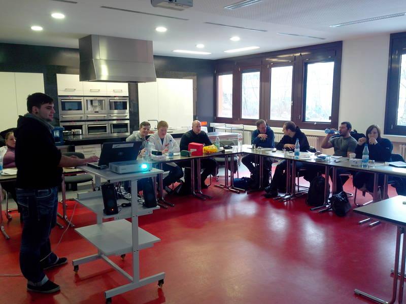 Präsentation der Technikerarbeiten 2013