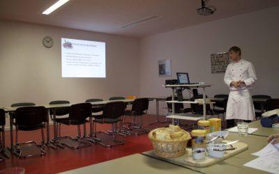 Präsentation der Technikerarbeiten 2014