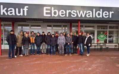 Betriebsbesichtigung 2017 Eberswalde